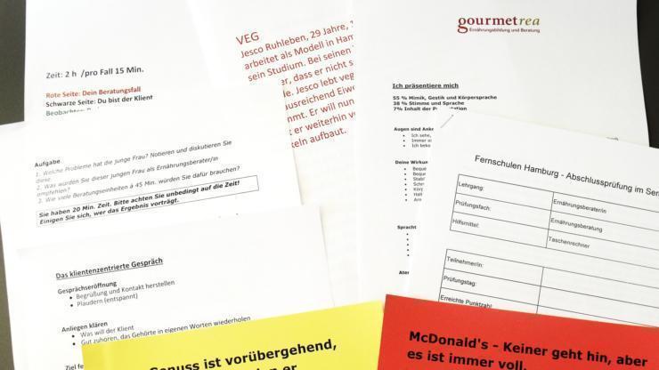 """Seminar """"Ernährungsberatung vegetarisch/vegane Kostformen"""" mit Abschlussprüfung (135 Min.)"""